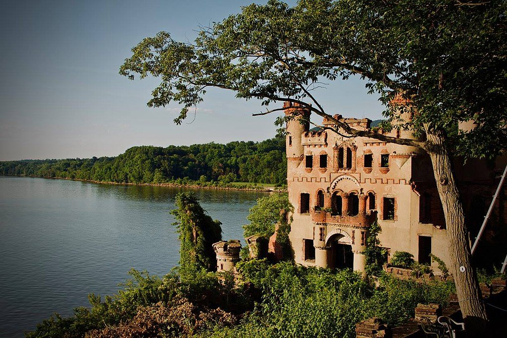 3. Bannerman Castle, United States