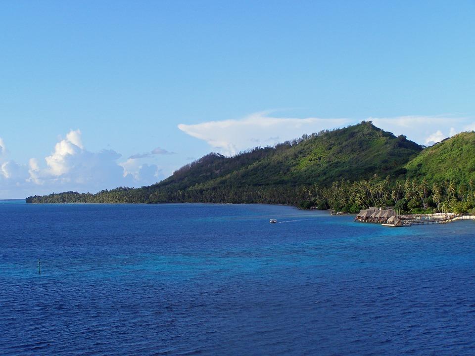 3. Bora Bora, Society Islands, Oceania