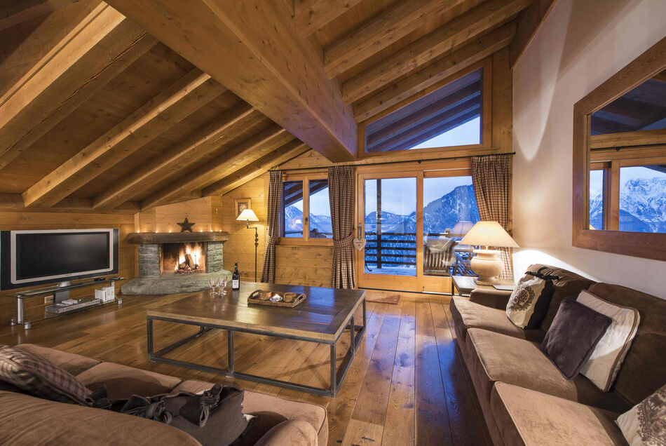 3. Chalet Sophia, Davos, Switzerland