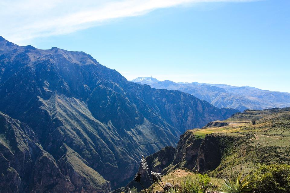 3. Colca Canyon