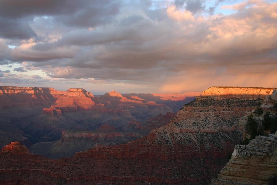 3. Grand Canyon, Arizona