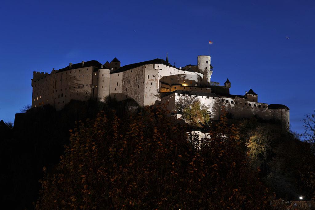 3. Hohenschwangau Castle, Austria