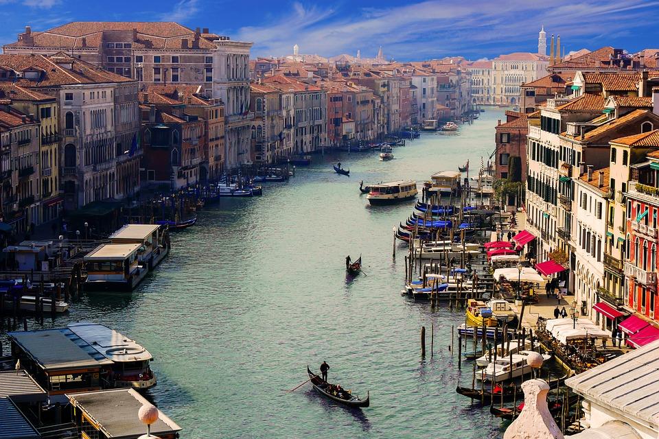 3. Italy - 58.3 million per year