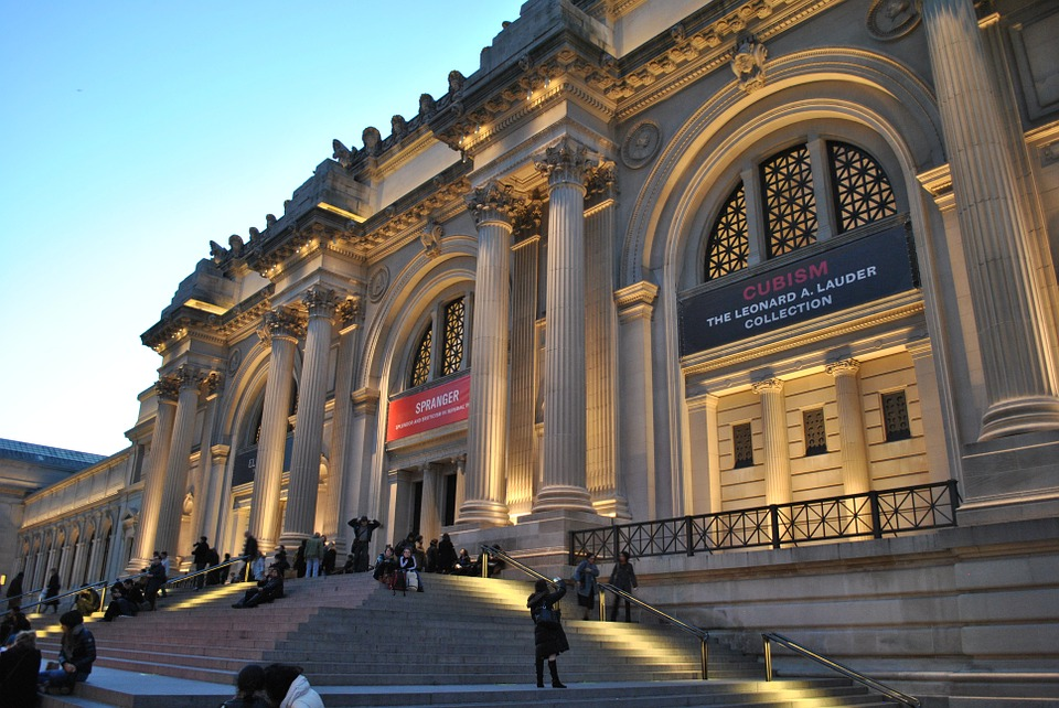 3. Metropolitan Museum of Art, New York