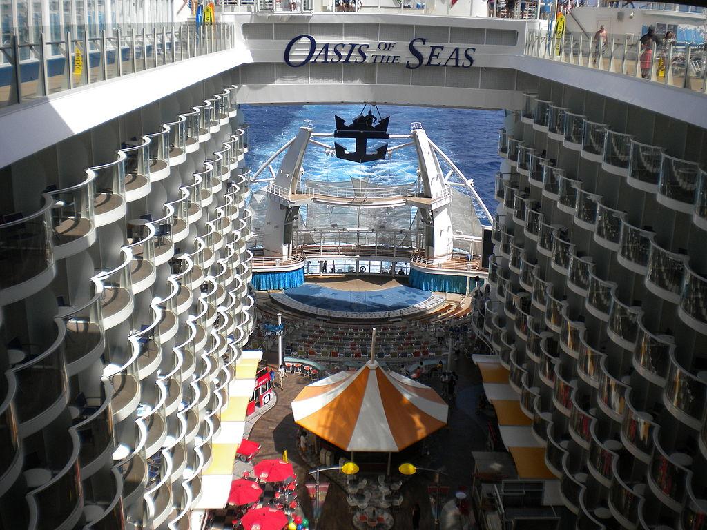 3. Oasis of the Seas - Royal Caribbean
