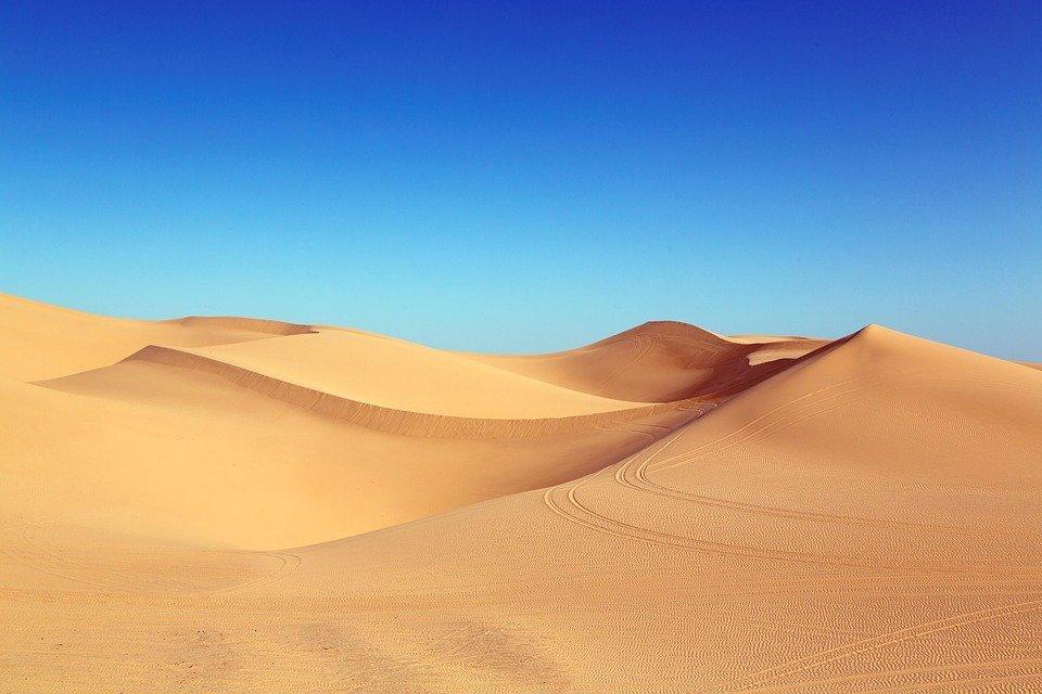 3. Sahara - 8.600.000 km2
