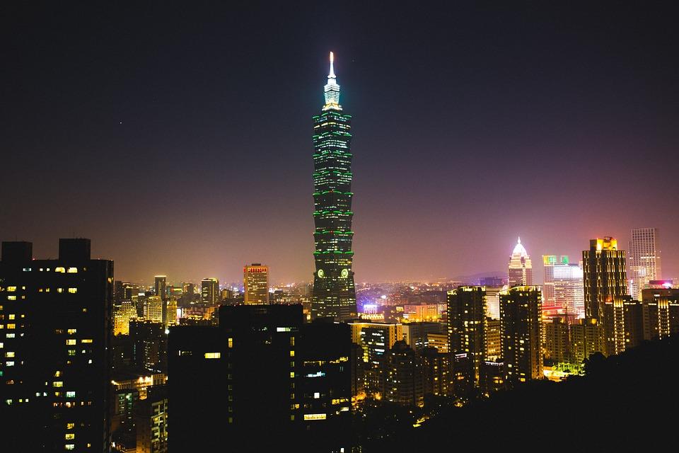 3. Taipei 101, Taipei, Taiwan