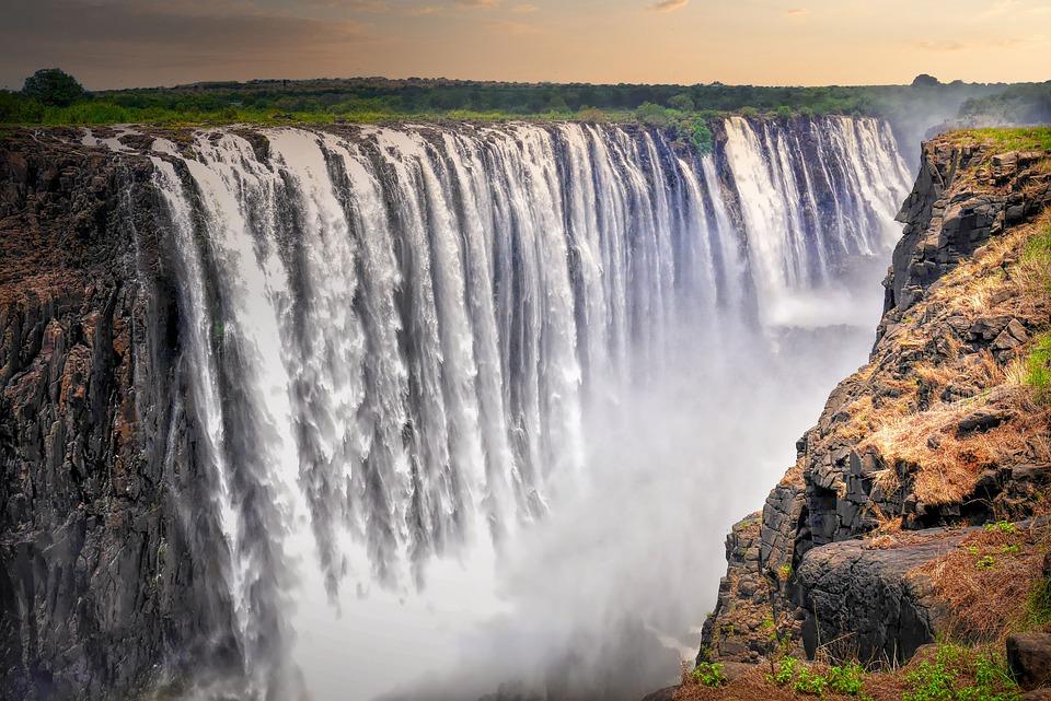 3. Victoria Falls, Africa