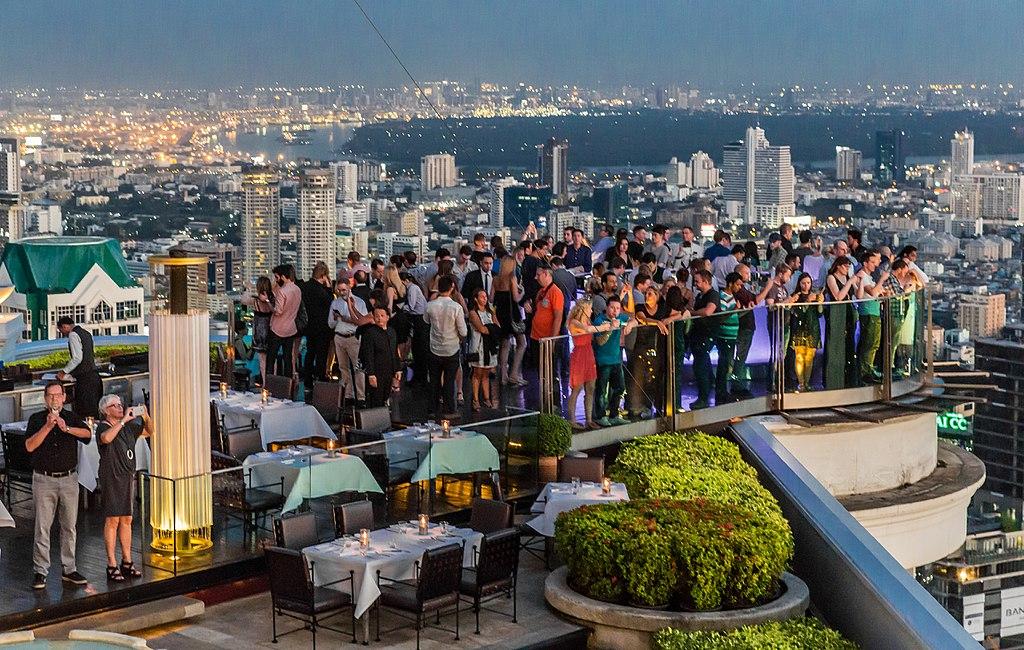 30. Sky Bar, Bangkok, Thailand