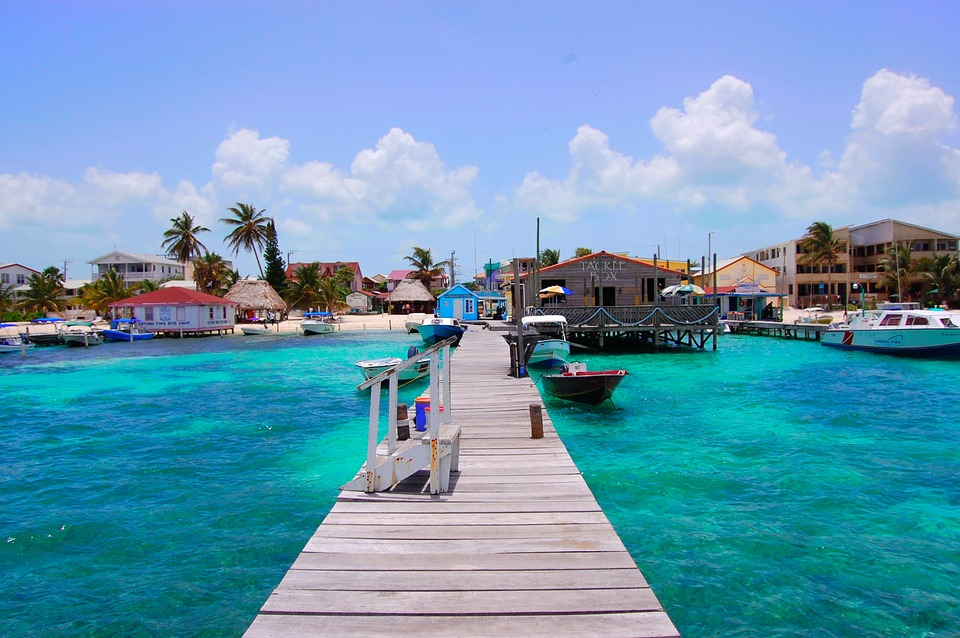4. Ambergris Caye, Belize Cayes, Caribbean