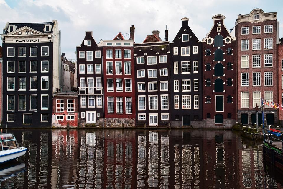 4. Amsterdam, Netherlands