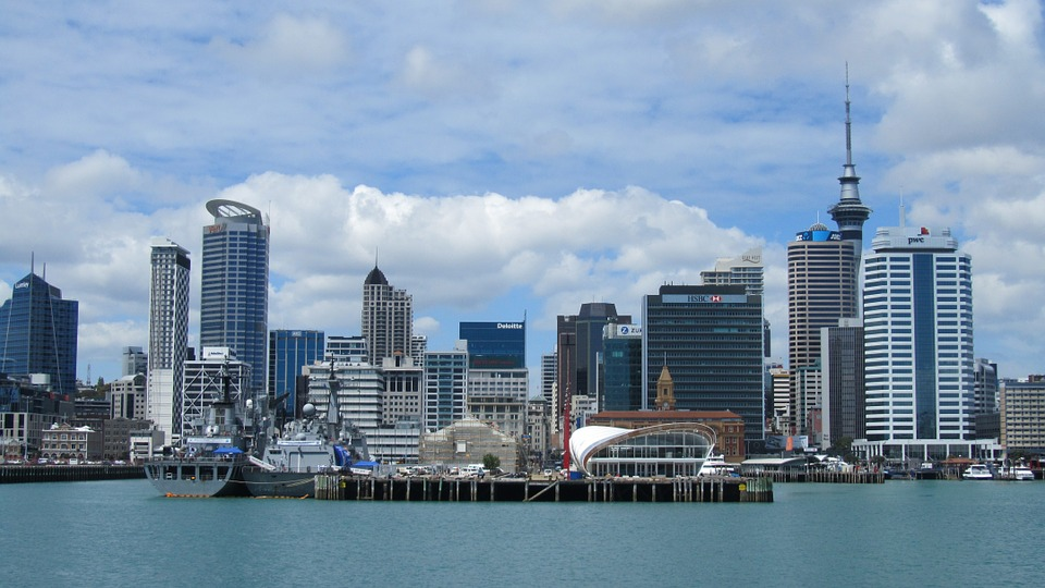 4. Auckland, New Zealand