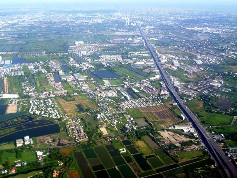 4. Bang Na Expressway: 54 km