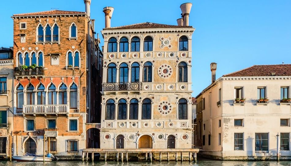 4. Ca 'Dario, Venice