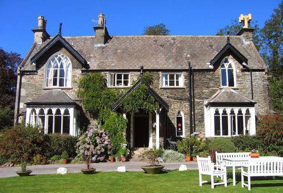 4. Cedar Manor Hotel and Restaurant - UK