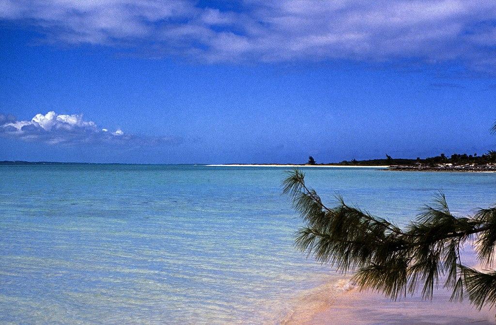 4. Exuma, Bahamas