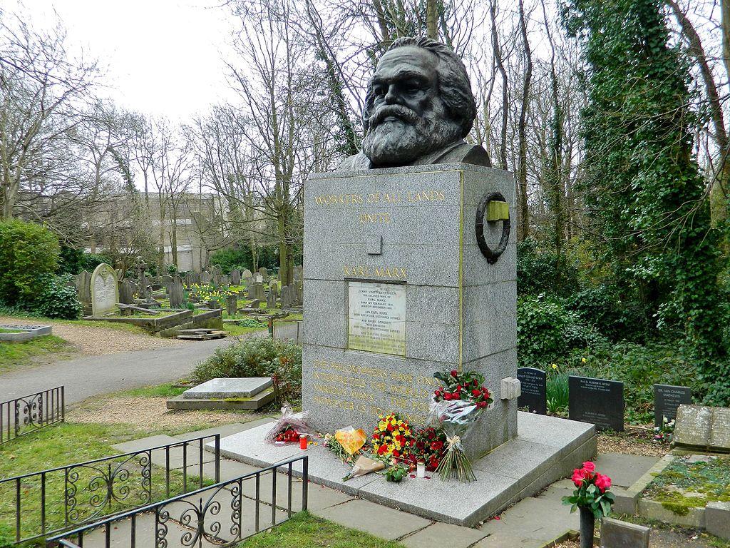 4. Highgate Cemetery, England