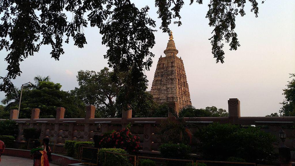 4. Mahabodhi, India