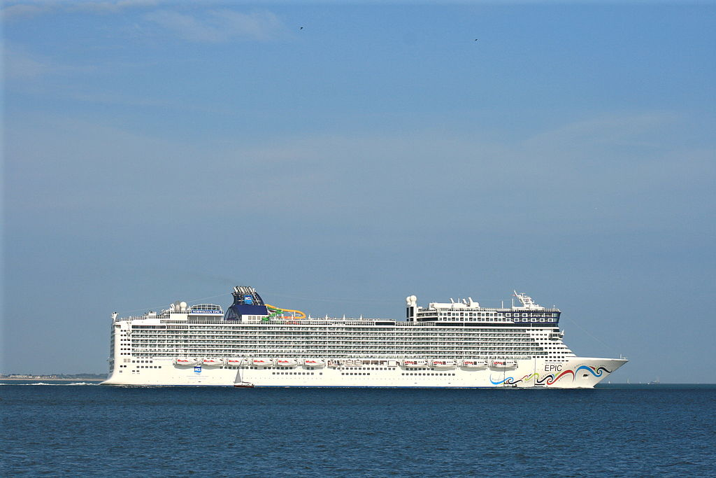 4. Norwegian Epic - Norwegian Cruise Lines