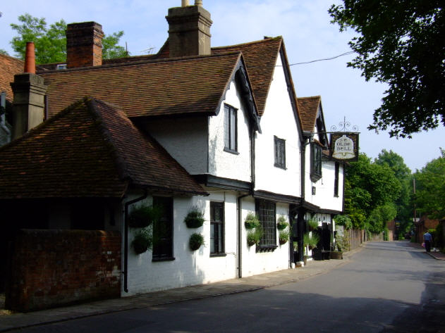 4. The Olde Bell