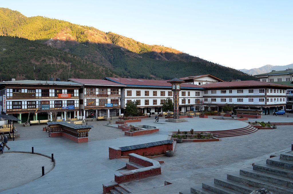 4. Thimphu (Bhutan) - 2.648 masl
