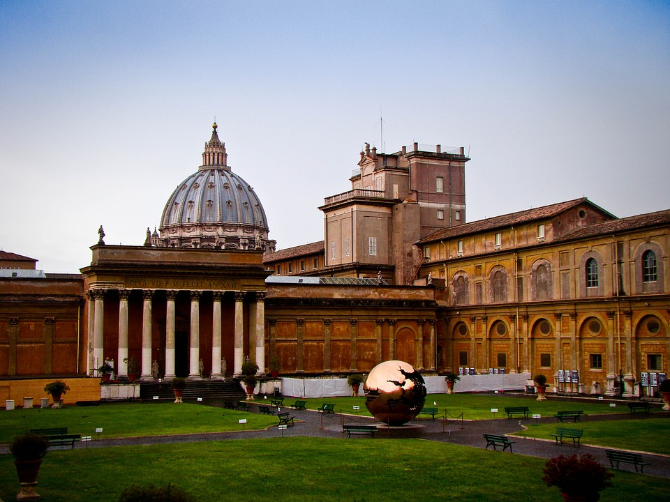 4. Vatican Museums, Vatican City