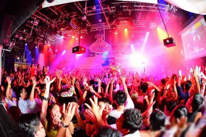 4. Zouk Club - Singapore, Republic of Singapore