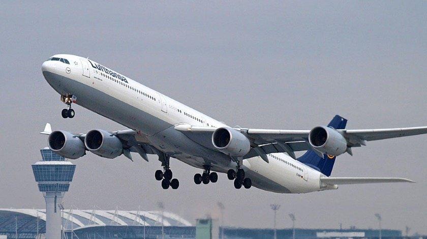 5. Airbus A340-600