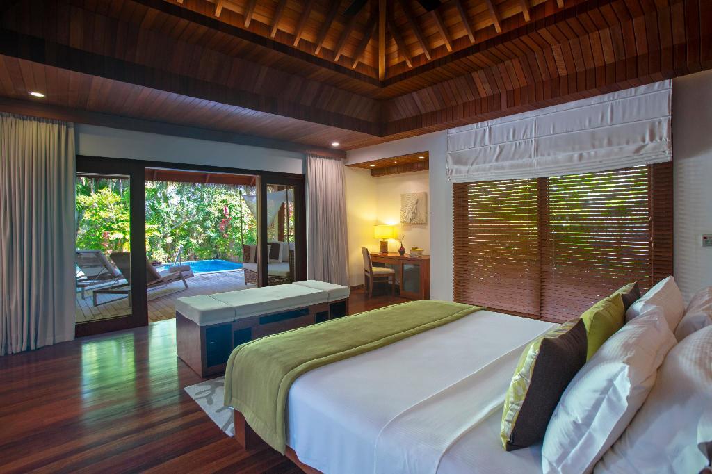 5. Baros Maldives Resort - Maldives