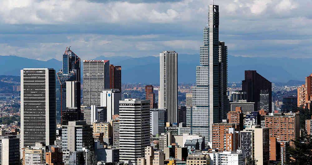 5. Bogotá (Colombia) - 2.625 masl