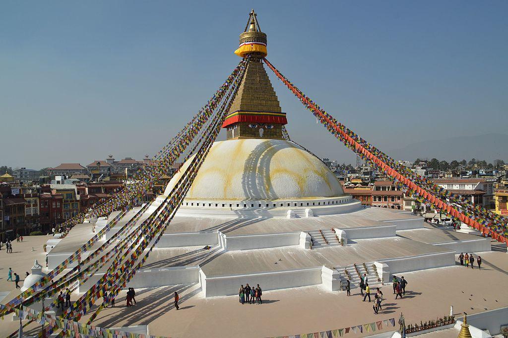 5. Boudhanath, Nepal