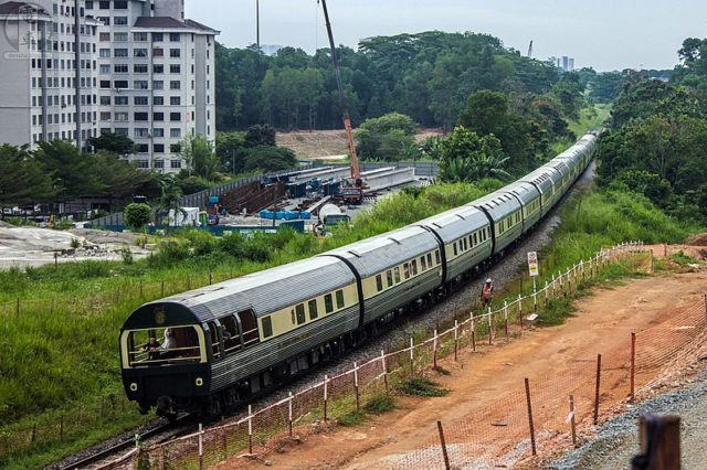 5. Eastern and Orient Express (Singapore-Thailand)