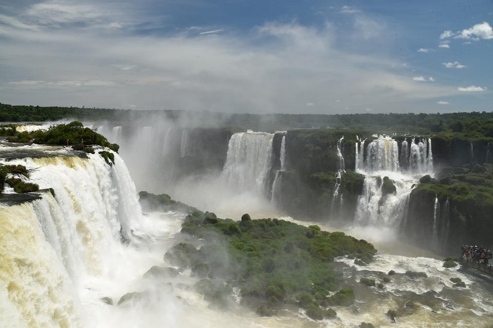 5. Iguazu Falls - Argentina and Brazil