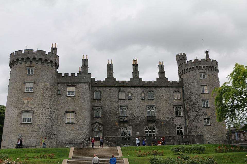 5. Kilkenny Castle, Ireland