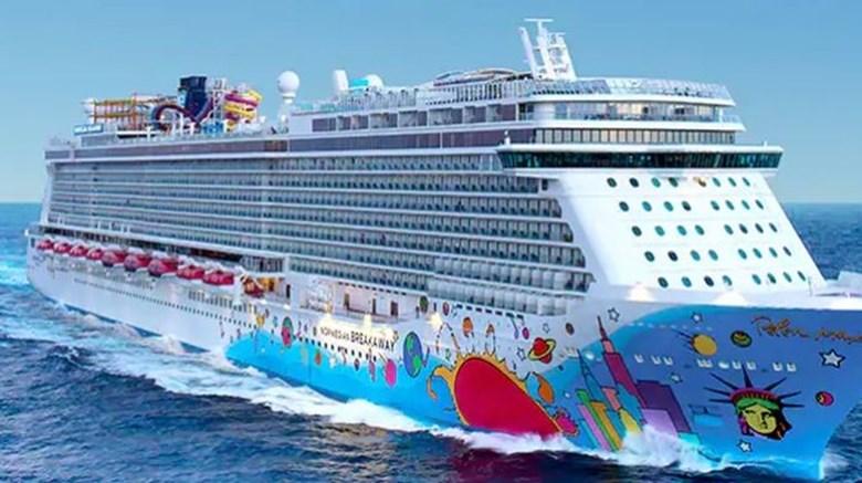 5. Norwegian Breakaway - Norwegian Cruise Line