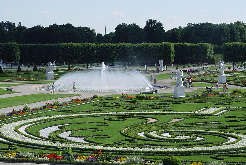 5. Royal Gardens of Herrenhausen - Hanover, Germany