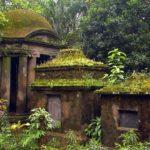 5. South Park Street Cemetery, India