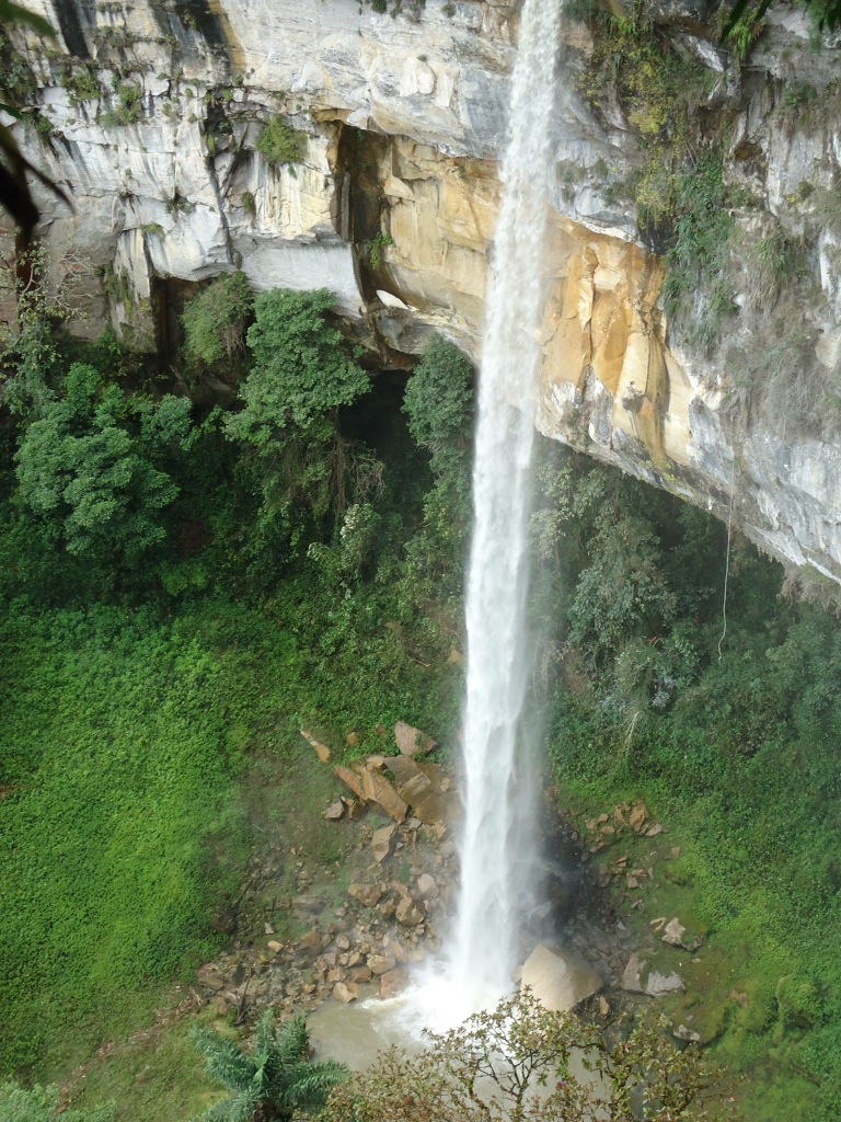 5. Yumbilla Falls