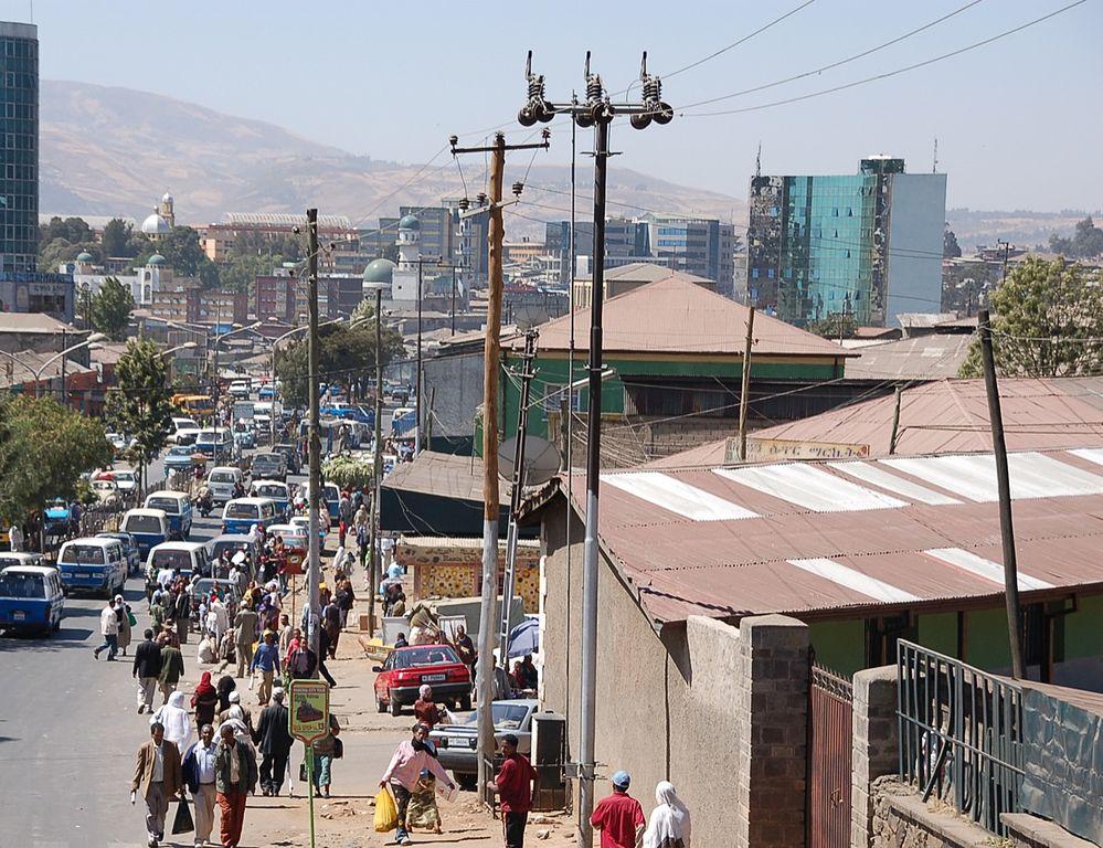 6. Addis Ababa (Ethiopia) - 2.355 masl