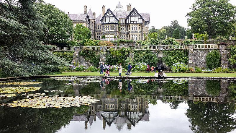 6. Bodnant Garden - Conwy, Wales