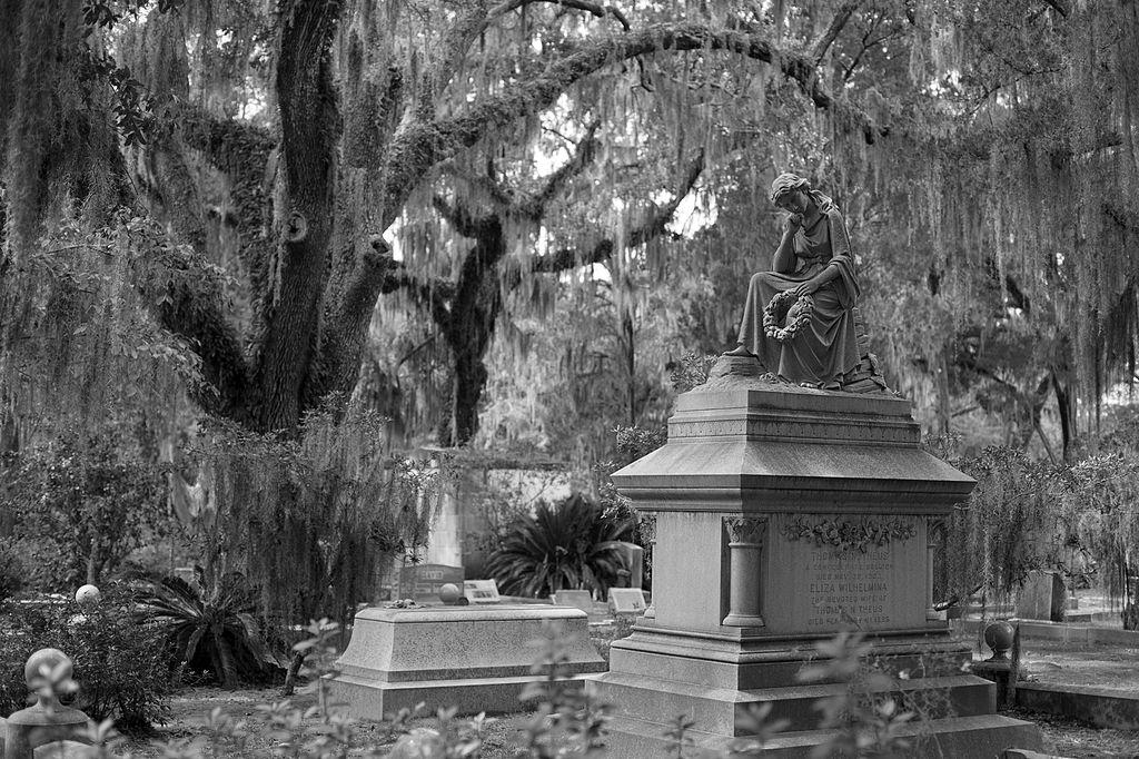 6. Bonaventure Cemetery, Georgia, USA
