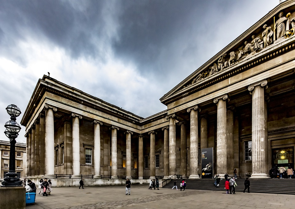 6. British Museum, London