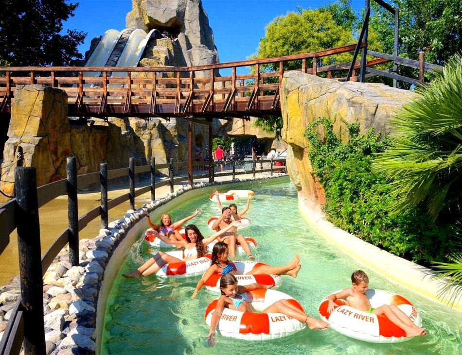 6. Caneva Aquapark, Verona