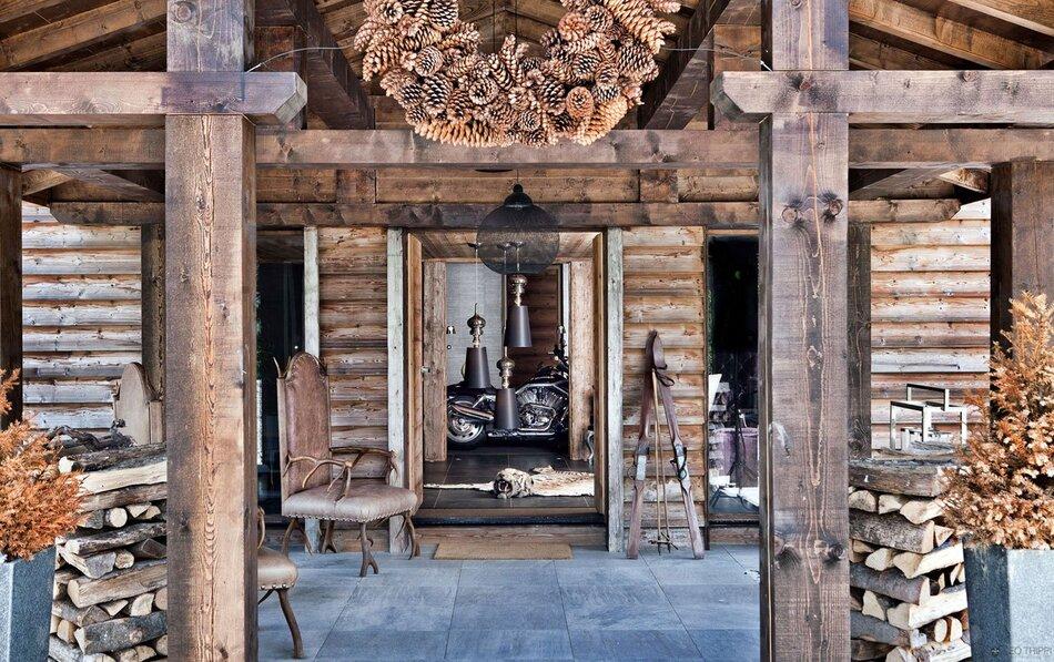 6. Chalet One Oak, Combloux, France