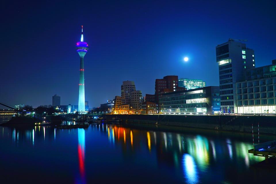 6. Düsseldorf, Germany