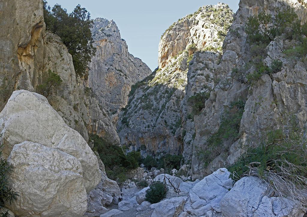 6. Gorge on Gorropu