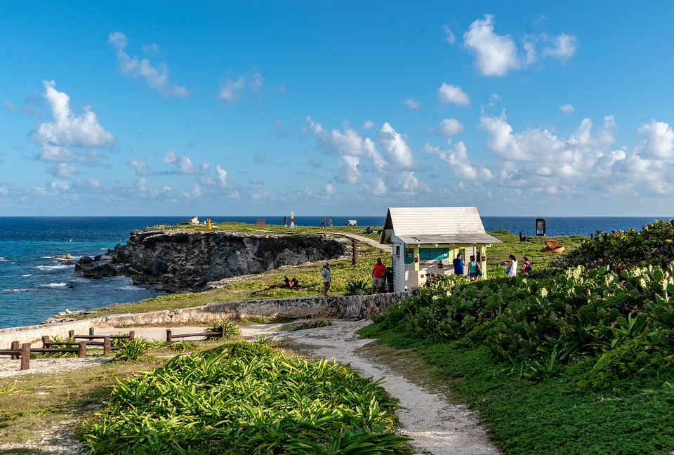 6. Isla Mujeres, Caribbean