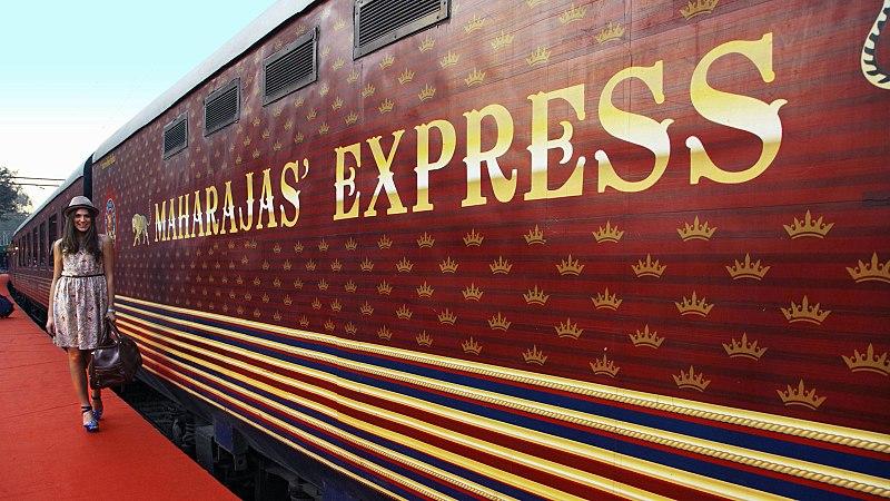 6. Maharaja Express (India)