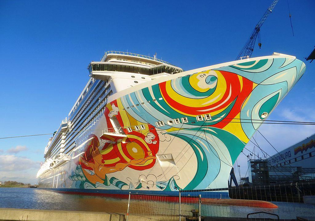 6. Norwegian Getaway - Norwegian Cruise Line