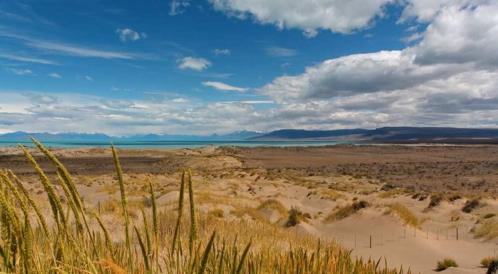 6. Patagonian Desert - 673.000 km²